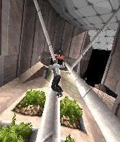 Tony Hawk's Pro Skater (NGE)  © Nokia 2003   3/3
