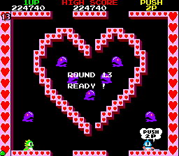 Bubble Bobble (ARC)   © Taito 1986    7/8