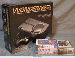 Wondermega (MCD)  © Victor 1993   1/8