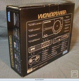 Wondermega (MCD)  © Victor 1993   3/8