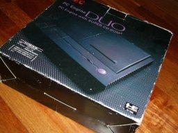PC Engine DUO (PCCD)  © NEC 1991   1/3