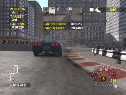 Project Gotham Racing 2 (XBX)  © Microsoft 2003   1/6