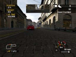Project Gotham Racing 2 (XBX)  © Microsoft 2003   2/6