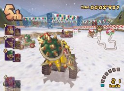 Mario Kart: Double Dash!! (GCN)  © Nintendo 2003   2/5