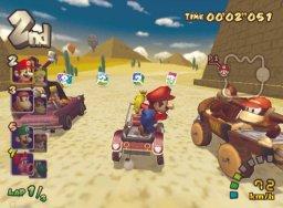 Mario Kart: Double Dash!! (GCN)  © Nintendo 2003   3/5