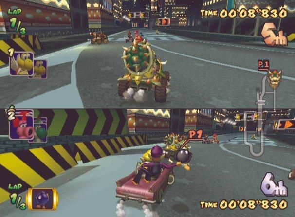 Mario Kart: Double Dash!! (GCN)  © Nintendo 2003   5/5