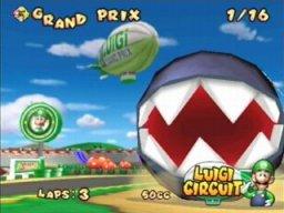 Mario Kart: Double Dash!! (GCN)  © Nintendo 2003   1/5