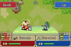 Fire Emblem (GBA)  © Nintendo 2003   2/4