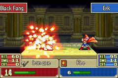 Fire Emblem (GBA)  © Nintendo 2003   4/4
