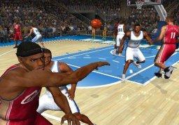 ESPN NBA Basketball (XBX)  © Sega 2003   2/3