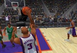ESPN NBA Basketball (XBX)  © Sega 2003   3/3