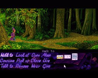 Simon The Sorcerer (AMI)  © Adventure Soft 1993   1/1
