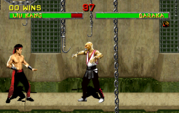 Mortal Kombat II (ARC)  © Midway 1993   3/5