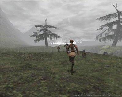 Final Fantasy XI (PC)  © Square Enix 2003   4/4