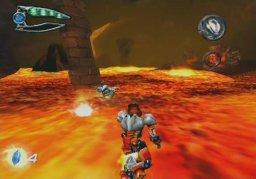 Bionicle (PS2)  © LEGO Media 2003   3/3