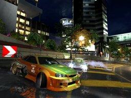 Need For Speed: Underground (XBX)  © EA 2003   1/4