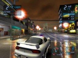 Need For Speed: Underground (XBX)  © EA 2003   2/4