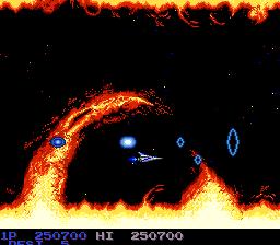 Salamander (PCE)  © Konami 1991   7/7