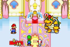 Mario & Luigi: Superstar Saga (GBA)  © Nintendo 2003   2/3