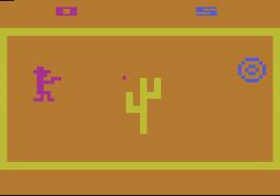 Outlaw (2600)  © Atari (1972) 1978   3/3
