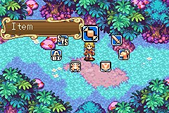Sword Of Mana (GBA)   © Square Enix 2003    4/7