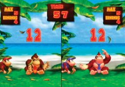 Donkey Konga (GCN)  © Nintendo 2003   2/4