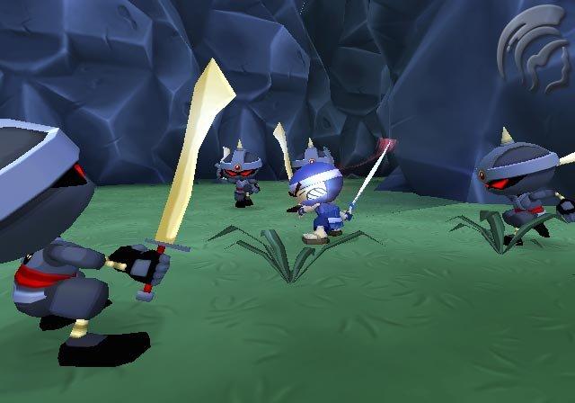 I-Ninja (PS2)  © Namco 2003   4/5