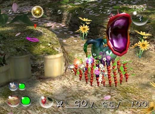 Pikmin 2  © Nintendo 2009  (GCN)   5/6