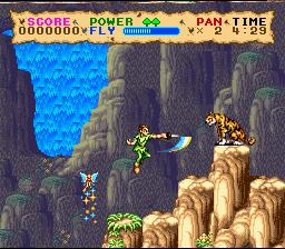 Hook (SNES)  © Sony 1992   3/3
