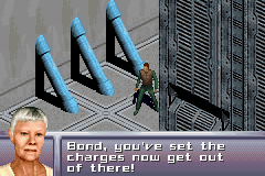007: Everything Or Nothing (GBA)  © EA 2003   2/3