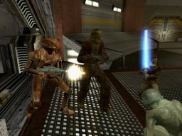 Star Wars: Knights Of The Old Republic (PC)   © LucasArts 2003    1/5