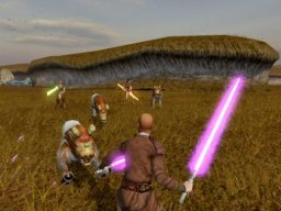 Star Wars: Knights Of The Old Republic (PC)  © LucasArts 2003   2/5
