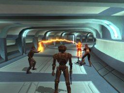 Star Wars: Knights Of The Old Republic (PC)  © LucasArts 2003   3/5