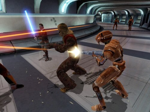 Star Wars: Knights Of The Old Republic (PC)   © LucasArts 2003    4/5