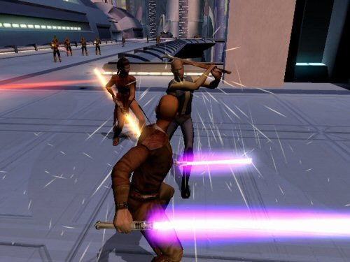 Star Wars: Knights Of The Old Republic (PC)  © LucasArts 2003   5/5