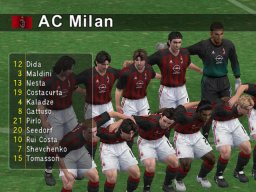 Pro Evolution Soccer 3 (PC)   © Konami 2003    3/5