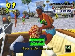 Crazy Taxi (ARC)  © Sega 1999   3/3