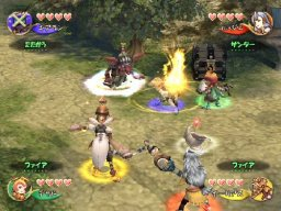 Final Fantasy: Crystal Chronicles (GCN)  © Square Enix 2003   2/3