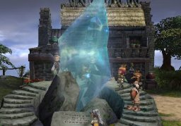 Final Fantasy: Crystal Chronicles (GCN)  © Square Enix 2003   3/3