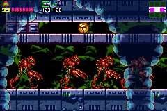 Metroid: Zero Mission (GBA)  © Nintendo 2004   2/5