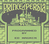 Prince Of Persia (GB)   © Virgin 1992    1/3