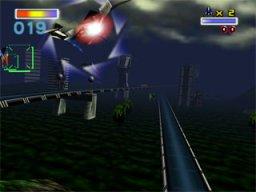 StarFox 64 (N64)  © Nintendo 1997   2/3