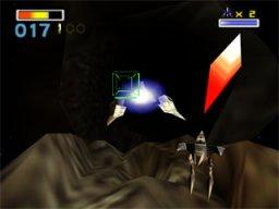 StarFox 64 (N64)  © Nintendo 1997   3/3