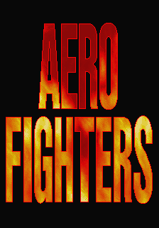 Aero Fighters (ARC)   © Video System 1992    1/6