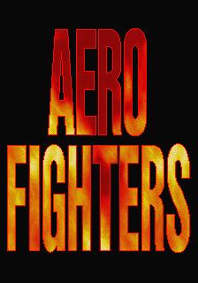 Aero Fighters (ARC)  © Video System 1992   1/6