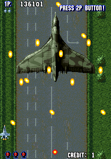 Aero Fighters (ARC)  © Video System 1992   6/6