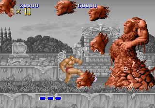 Altered Beast (ARC)  © Sega 1989   4/6