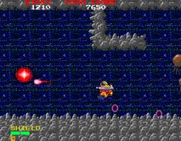 Baraduke (ARC)  © Namco 1985   2/4