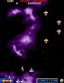 Blast Off (ARC)  © Namco 1991   3/3