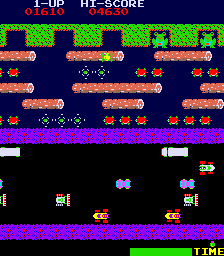 Frogger (ARC)  © Sega 1981   3/4